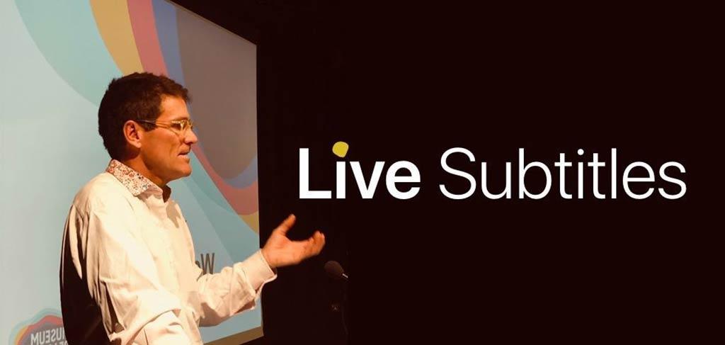 Hypersay Live Subtitles